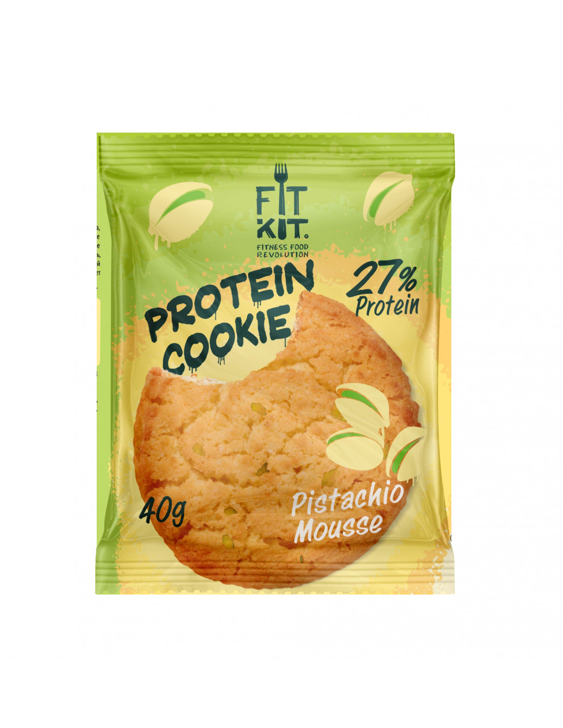 Fit Kit Protein cookie 40гр.