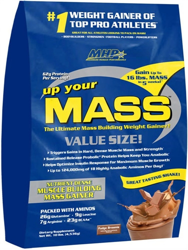 MHP Up Your Mass 4.5 кг
