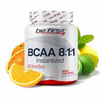Be First BCAA 8:1:1  250гр