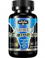 MAXLER  Acetil-L-carnitine 100 капс