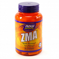 NOW ZMA 800 мг 90 капс