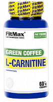FitMax GREEN Coffee L-carnitine 60 капс/