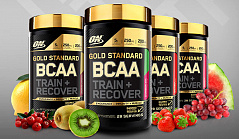 Optimum Gold Standart BCAA 280гр