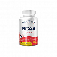 Be First BCAA  120 капс