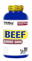 FitMax  Beef Amino 250 таб