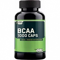 Optimum BCAA 1000 200  капс.